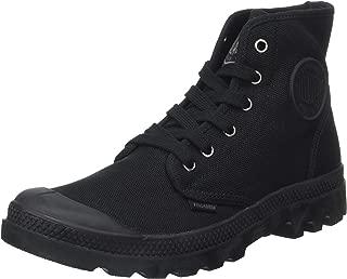 Palladium Men's US Pampa HI Boots, Black