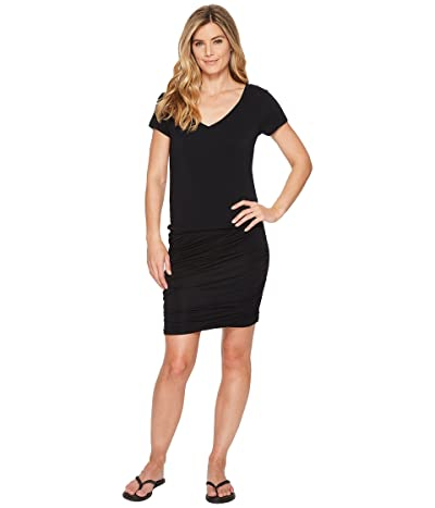Prana Foundation Dress (Black) Women