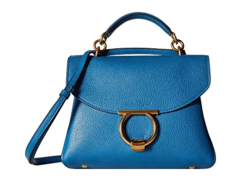 Salvatore Ferragamo Small Top-Handle Bag