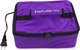 HotLogic Mini Personal Portable Oven, Purple