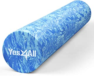 Yes4All EVA Foam Roller for Deep Massage, Rehabilitation and Physical Therapy
