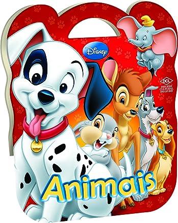Disney. Animais - Maleta. 8 Volumes
