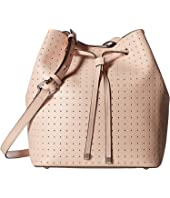 Lodis Accessories - Blair Perf Gail Medium Drawstring