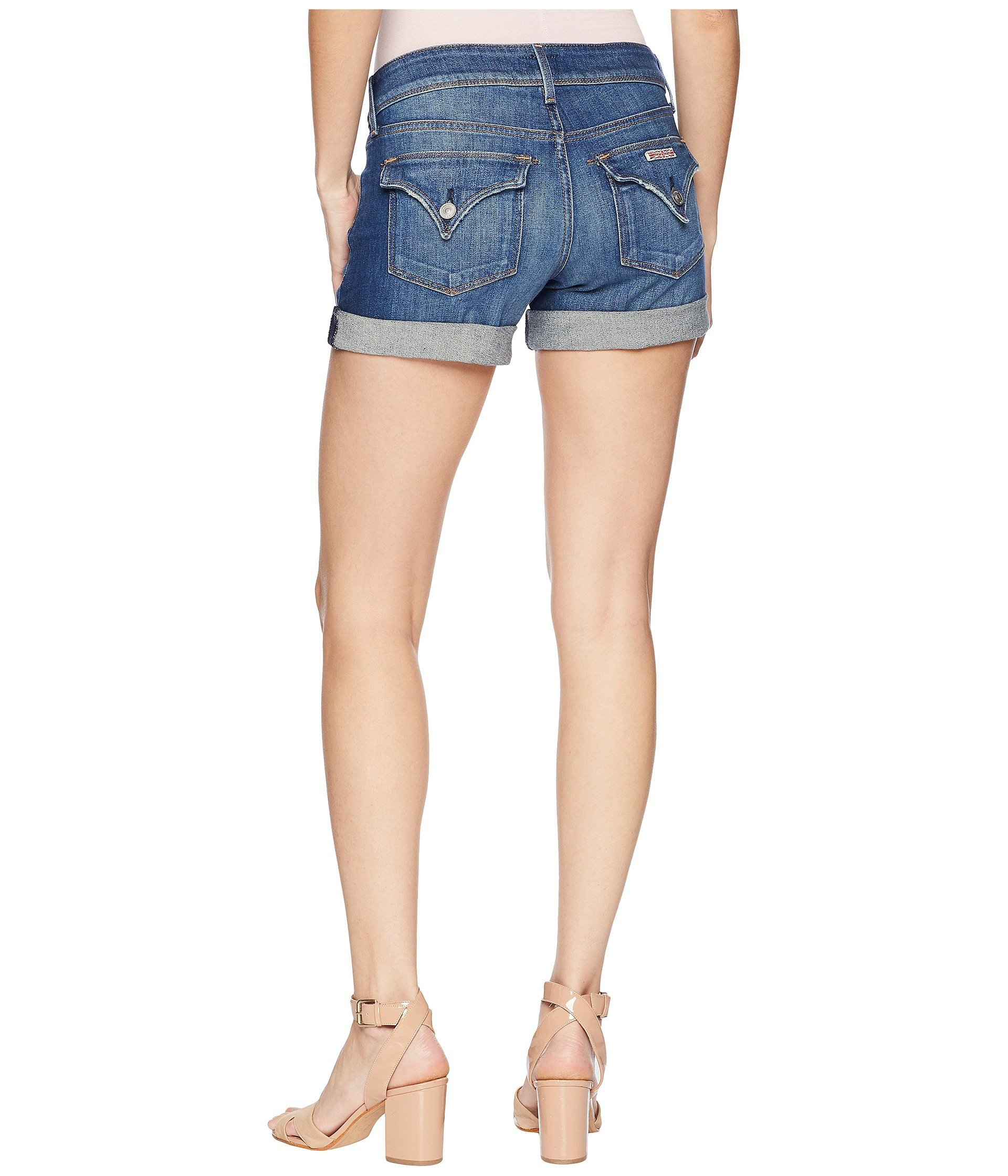 Croxley Shorts Mid In Ramona Thigh Hudson gqvSxZ8