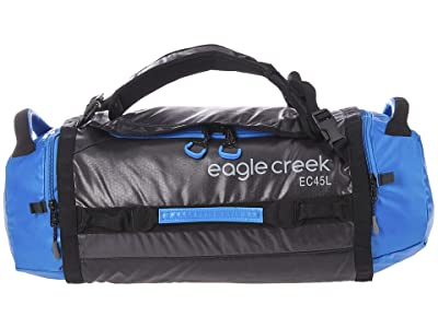 Eagle Creek Cargo Hauler Duffel 45 L/S (Blue/Asphalt) Duffel Bags