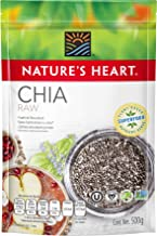Nature's Heart Superfoods Semillas de Chía Chía Life,