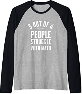 0c3f14306ad Amazon.com: Math & Science - T-Shirts / Tops & Tees: Clothing, Shoes ...