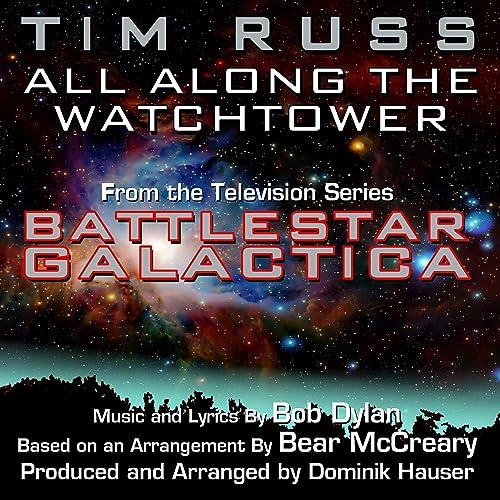 """All Along The Watchtower - from an arrangement heard in """"Battlestar Galactica"""" (Bob Dylan, Bear McCreary)"""