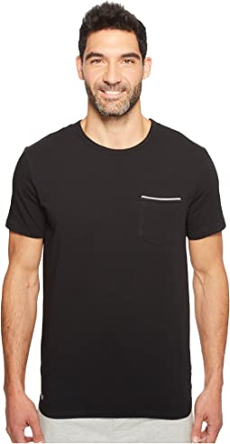 Lacoste - Colours Short Sleeve Pocket Sleep Tee