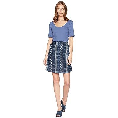 Woolrich Eco Rich Afterlight Dress (Bijou Blue) Women