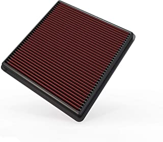 K&N Engine Air Filter: High Performance, Premium, Washable, Replacement Filter: 2007-2019 Ford/Lincoln Truck and SUV (F150...