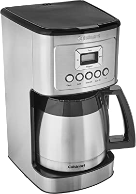 Cuisinart Stainless Steel Thermal Coffeemaker - Best kitchen appliances for college students