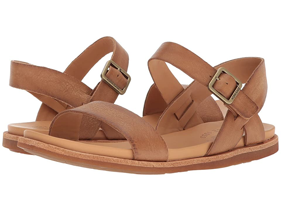 Kork-Ease Yucca (Light Brown Full Grain Leather) Women