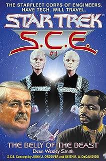 Star Trek: The Belly of the Beast (Star Trek: Starfleet Corps of Engineers Book 1)