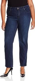 Women's Plus Size Mandie Signature Fit 5 Pocket Jean
