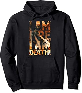 Hobbit Smaug I Am Fire Pullover Hoodie