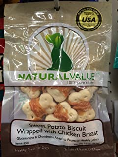 nature's choice sweet potato biscuit