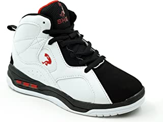 Shaq Kid's Shoe's Altitude, Black/White 4.5
