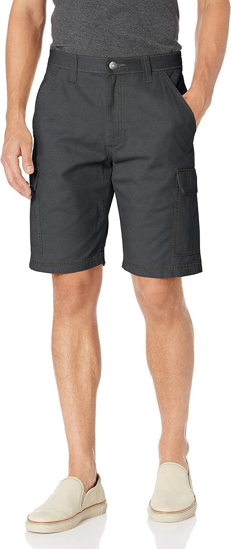 Wrangler Authentics Men's Classic Relaxed Fit Cargo Short