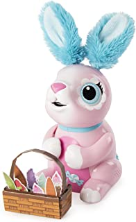 Zoomer - Hungry Bunnies, Shreddy, Interactive Robotic Rabbit That Eats, for Ages 5 and Up