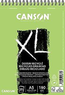 キャンソン スケッチブック XLクロッキー A5 リサイクル 001-871