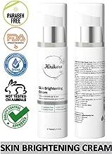 KIRIKURA Skin Brightening Cream | for MEN WOMEN | Skin Brightening and Lightening| Anti-Ageing |Skin Fairness| Firming | Tightening |Hydration | SPF 15 |,1.69 fl. oz.