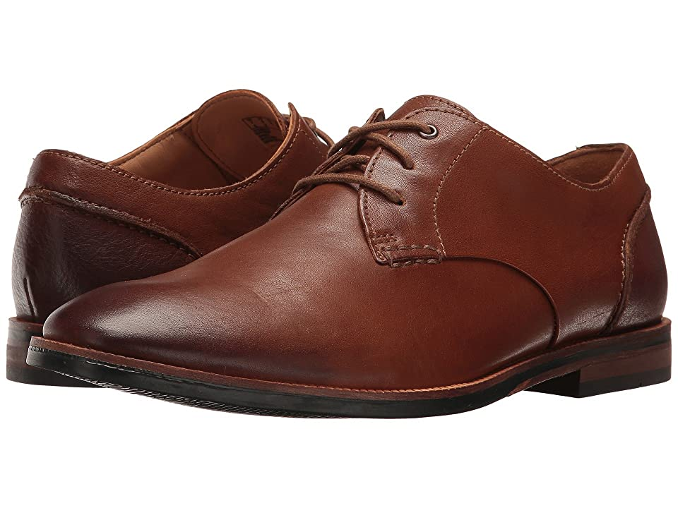 Clarks Broyd Walk (Tan Leather) Men