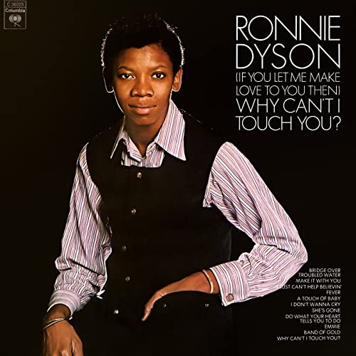 Just Dont Want To Be Lonely Single Version By Ronnie Dyson On