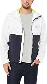 Nautica Men's Blue SAIL Packable Jacket