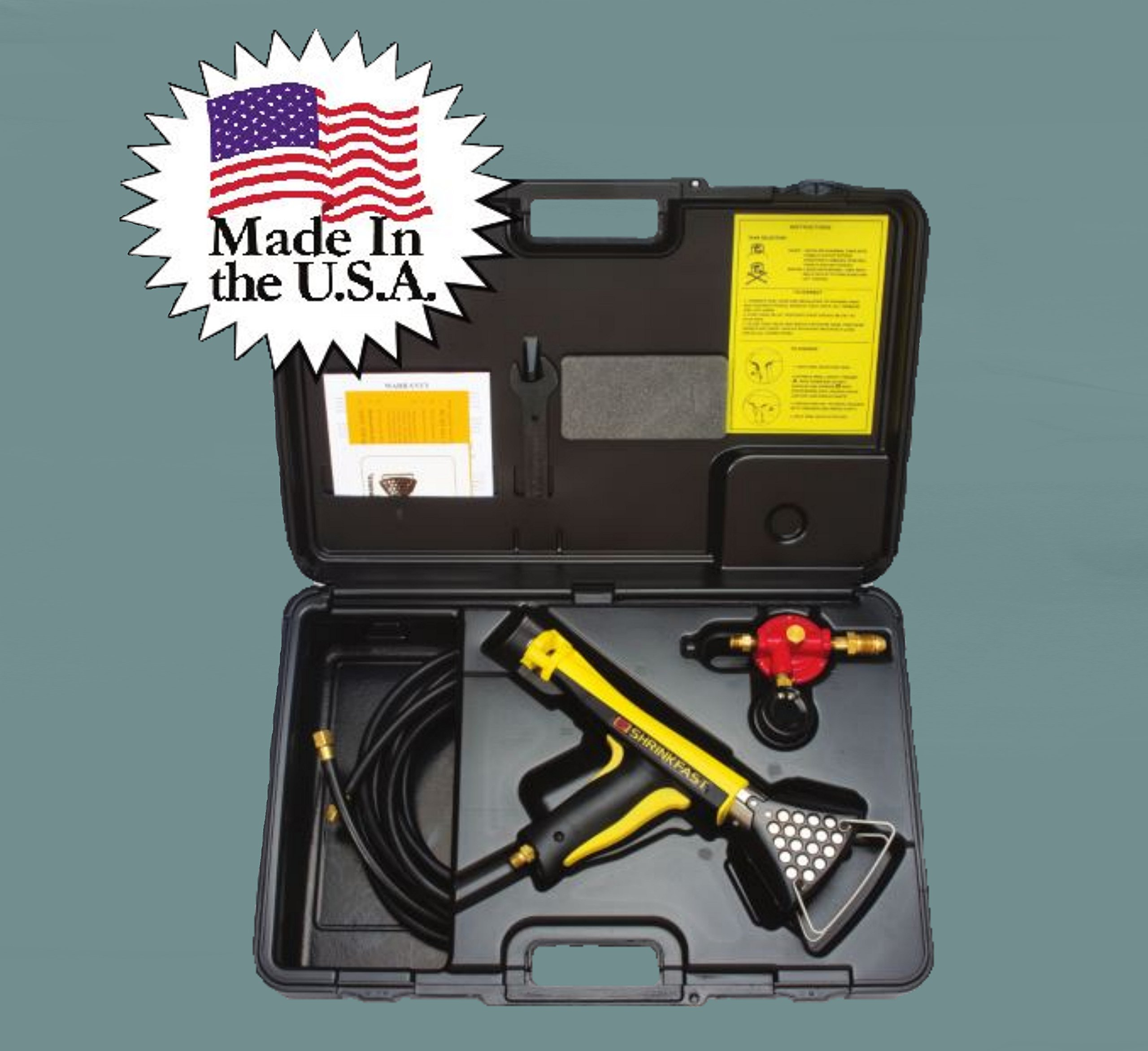 Shrinkfast Mz Heat Gun Kit Buy Online In Cayman Islands Shrinkfast Mz Products In Cayman Islands See Prices Reviews And Free Delivery Over Ci 60 Desertcart