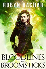 Bloodlines and Broomsticks (Bad Witch Book 2) Kindle Edition