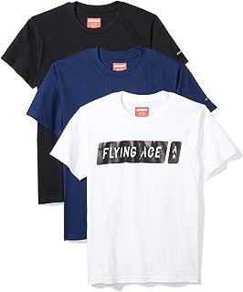 Men's 3-Pack Jersey Crew Neck T-Shirt