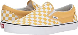 (Checkerboard) Ochre/True White