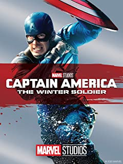 Marvel Studios' Captain America: The Winter Soldier