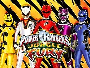 Power Rangers Jungle Fury Season 1
