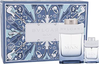 Bvlgari Man Glacial Essence Eau de Parfum 100ml+15ml Set