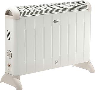 Delonghi HCM 2030 Calentador Eléctrico, 750/1250/2000 W, Gris/Blanco