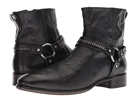 John Varvatos Collection Eldridge Harness Boot