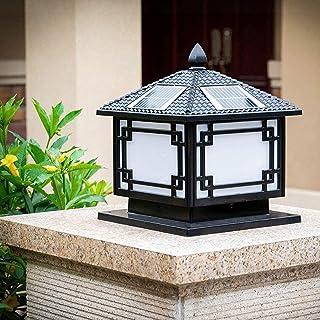 SMLZV Column Headlight,Outdoor Waterproof Garden Villa Lights,Decking & Patio Lighting,Outdoor Lighting Accessories,for Co...