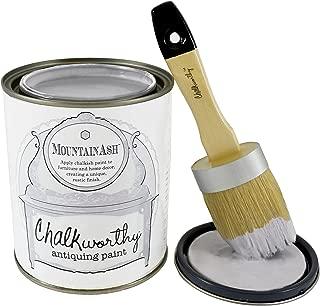 Giani Granite FG-CW MTN PT Chalkworthy Antiquing Paint- Mountain Ash Pint, 16 oz,