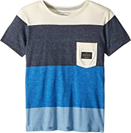 Quiksilver Kids Aspenshore Short Sleeve Top (Toddler/Little Kids)