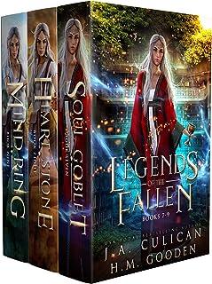 Legends of the Fallen: Books 7-9 (Legends of the Fallen Boxset Book 3)
