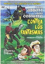 Contra Los Fantasmas [DVD]