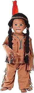 Yarn babies Indian Boy Toddler Costume - Toddler