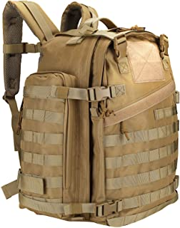 Sponsored Ad - ProCase 46L Military Tactical Backpack, Large 3 Day Outdoor Military Army Assault Pack Molle Bag for Huntin...