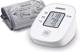 OMRON X2 Basic Tensiómetro, monitor para medir la presión arterial en casa