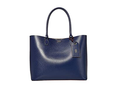 Frances Valentine Trixie Tote (Royal) Handbags