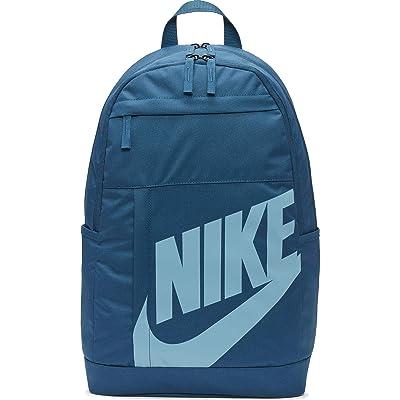 Nike Elemental Backpack 2.0 (Valerian Blue/Valerian Blue/Cerulean) Backpack Bags