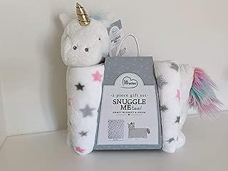 Best snuggle me unicorn blanket Reviews