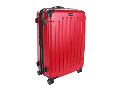 Kenneth Cole Reaction Renegade 28 Expandable 8-Wheeled Upright Pullman (Red) Pullman Luggage